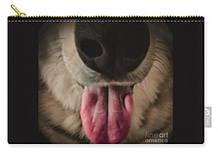 Puppy Breath Carry-all Pouch