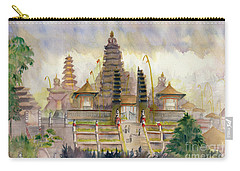 Pura Besakih Bali Carry-all Pouch