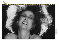 Carry-all Pouch featuring the photograph Pure Joy by Mark Greenberg