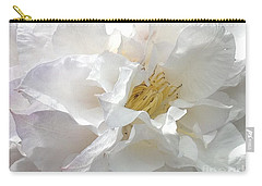 Pure White Carry-all Pouch