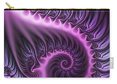 Purple And Friends Carry-all Pouch by Gabiw Art
