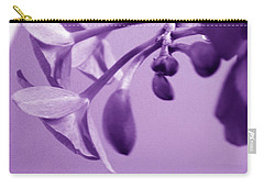 Purple Charm Carry-all Pouch