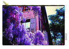 Purple Cheer Carry-all Pouch