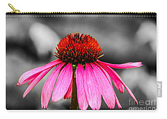 Purple Coneflower - Sc Carry-all Pouch
