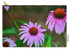 Purple Coneflower - Echinacea Carry-all Pouch