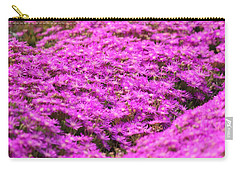 Carry-all Pouch featuring the photograph Purple Hills by Amy Gallagher