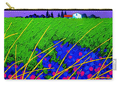 Purple Hills Carry-all Pouch