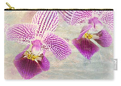 Purple Orchid 2 Carry-all Pouch