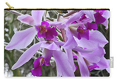 Purple Orchid Personality Carry-all Pouch