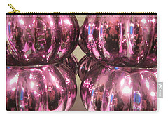 Purple Reflection Carry-all Pouch