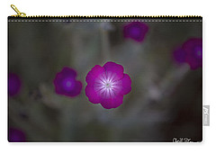 Purplish  Carry-all Pouch