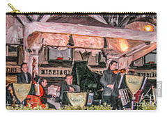 Quadri Orchestra Venice Carry-all Pouch by Liz Leyden