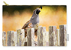 Quail Lookout Carry-all Pouch