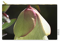 Qualup Bell Flower  Carry-all Pouch by Joy Watson