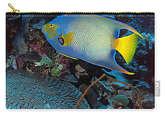 Queen Angel Carry-all Pouch