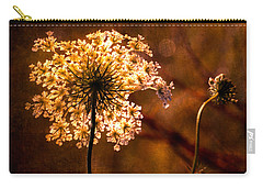 Queen Annes Lace Vintage Carry-all Pouch