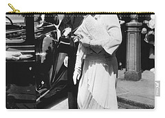 Queen Elizabeth Fashion Carry-all Pouch by Underwood Archives