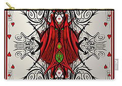 Queen Of Arts Carry-all Pouch