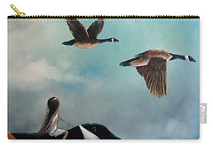 Geese Carry-all Pouches
