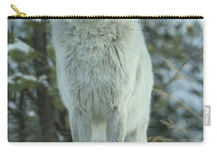 Queen Of The West Carry-all Pouch by Adam Jewell