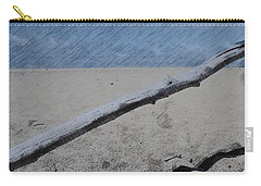 Carry-all Pouch featuring the photograph Quiet Beach by Photographic Arts And Design Studio