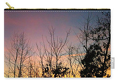 Quiet Evening Carry-all Pouch by Linda Bailey