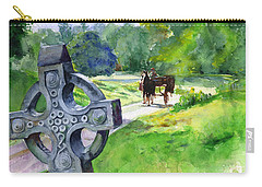 Quiet Man Watercolor 2 Carry-all Pouch