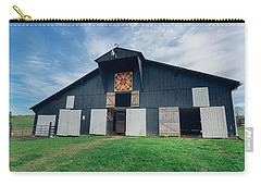 Quilted Barn Carry-all Pouch