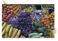 Quito Ecuador Market 1 Carry-all Pouch