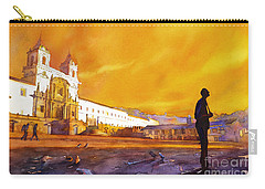 Quito Sunrise Carry-all Pouch