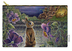 Rabbit Dreams Carry-all Pouch