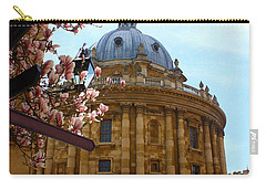 Radcliffe Camera Bodleian Library Oxford  Carry-all Pouch