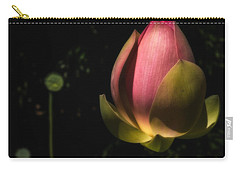 Carry-all Pouch featuring the photograph Radiant Life by Glenn DiPaola