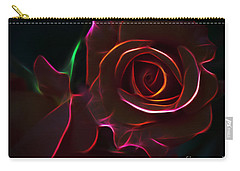 Radiant Rose  Carry-all Pouch