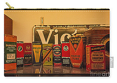 Radio Tubes Carry-all Pouch