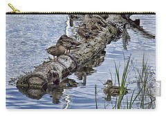 Raft Of Ducks Carry-all Pouch