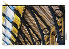 Rafters At London Kings Cross Carry-all Pouch