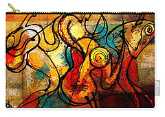 Ragtime Carry-all Pouch