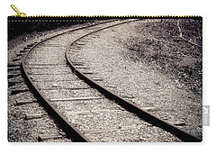 Rails Carry-all Pouch by Liz Masoner
