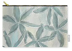 Rain Flowers Carry-all Pouch