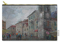 Rain In Kotor Carry-all Pouch