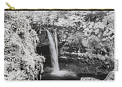 Rainbow Falls In Infrared 1 Carry-all Pouch
