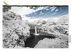 Rainbow Falls In Infrared 3 Carry-all Pouch