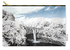 Rainbow Falls In Infrared 4 Carry-all Pouch