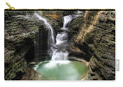 Rainbow Falls Carry-all Pouch