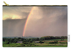 Rainbow Poured Down Carry-all Pouch