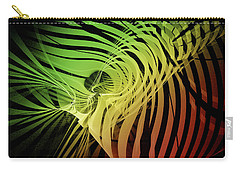 Rainbow Ribs Carry-all Pouch