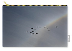 Rainbow Squadron Carry-all Pouch by Brian Boyle