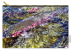Rainbow Trout Carry-all Pouch