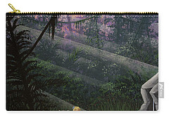 Rainforest Mysteries Carry-all Pouch